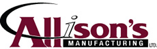 Allison's Manufacturing Ltd logo